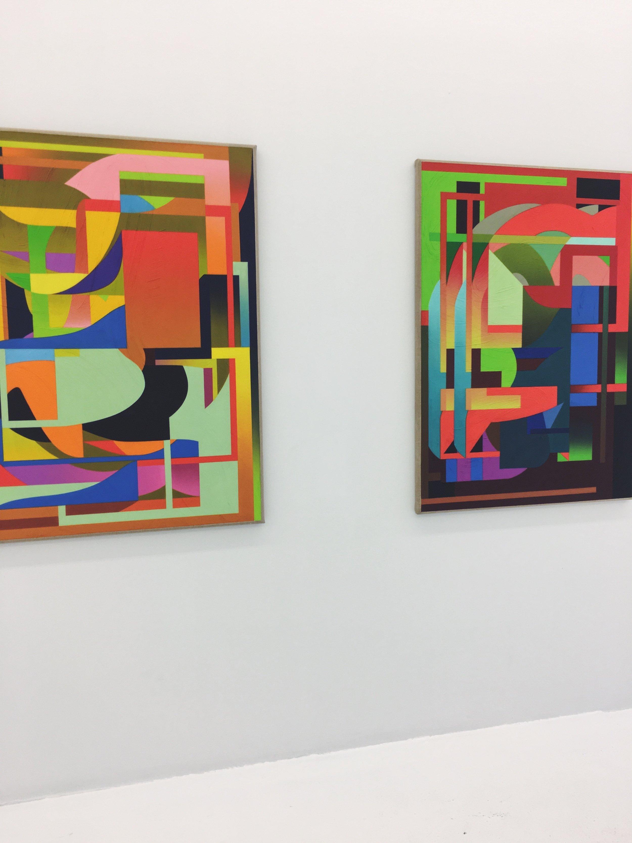 "Mariah Dekkenga, ""Untitled"", 2017, oil on linen, 51 x 37 inches, 129.5 x 94 cm"