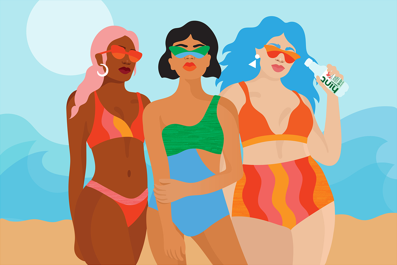 How to Get That Summer Body Without Doing Anything Dramatic