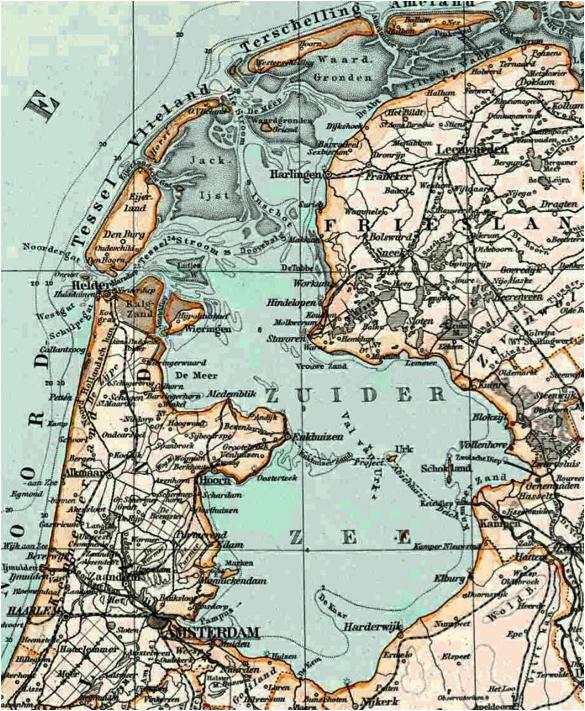 de Zuiderzee