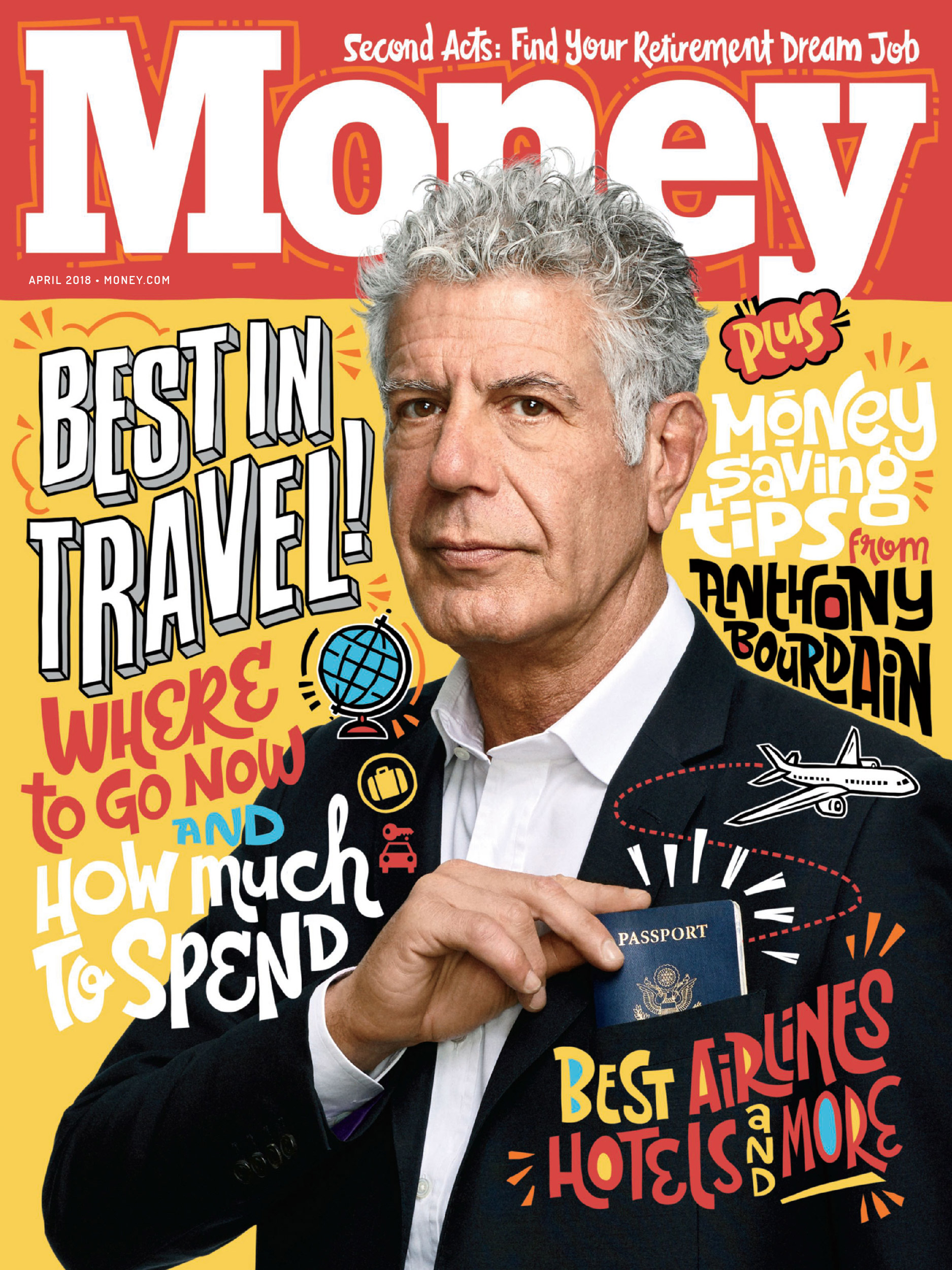 Money Magazine April 2018