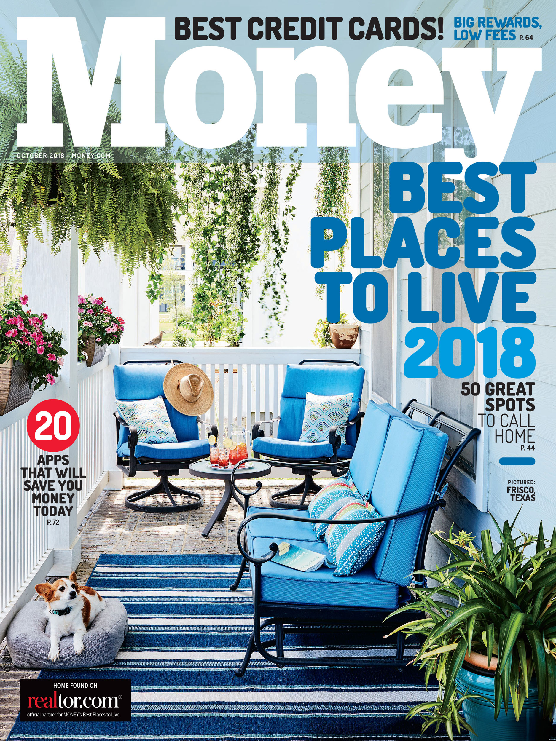Money Magazine October 2018