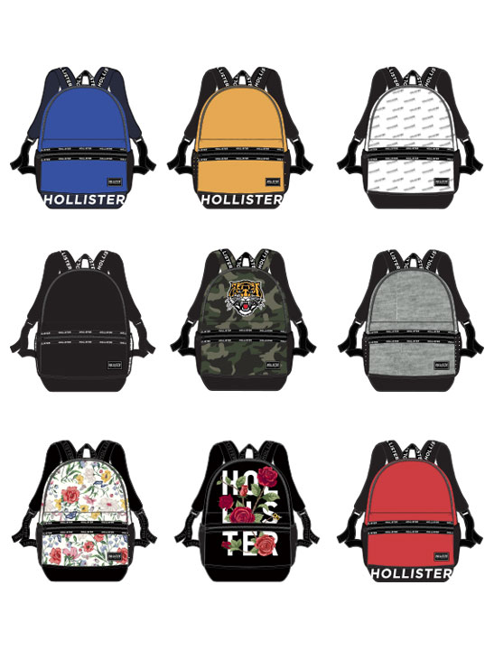 BTS BACKPACKS