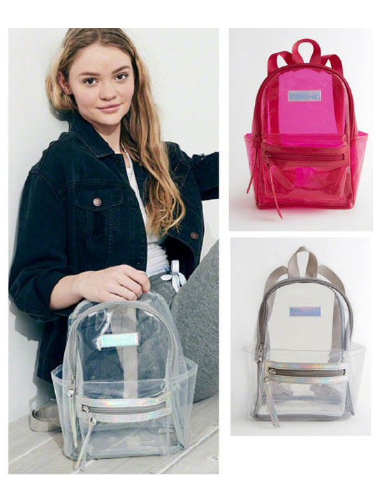 SUMMER BACKPACKS