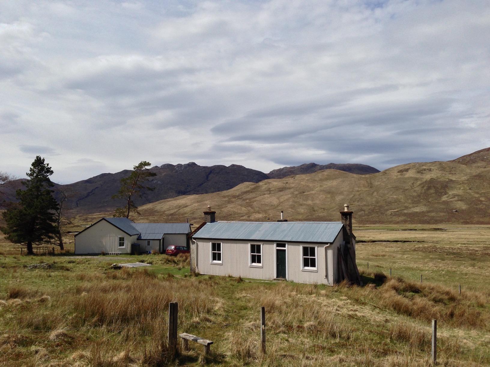 Beinn Dronaig Lodge and Bothy (again)