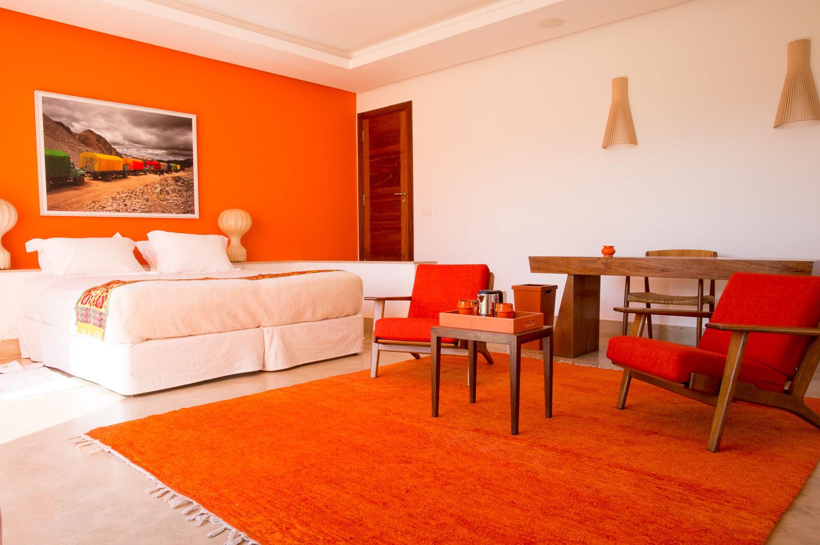 Orange Villa