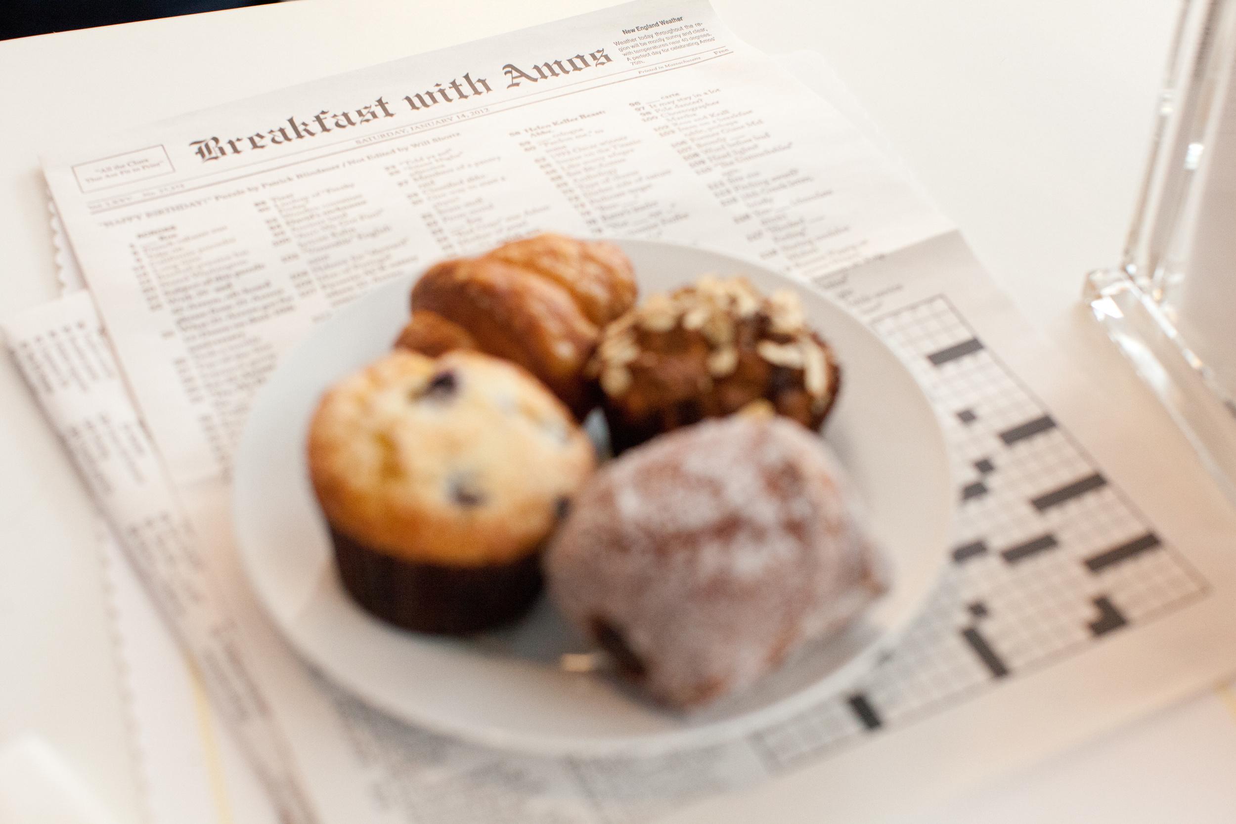 Fwd: 75th Birthday -  crossword & muffins