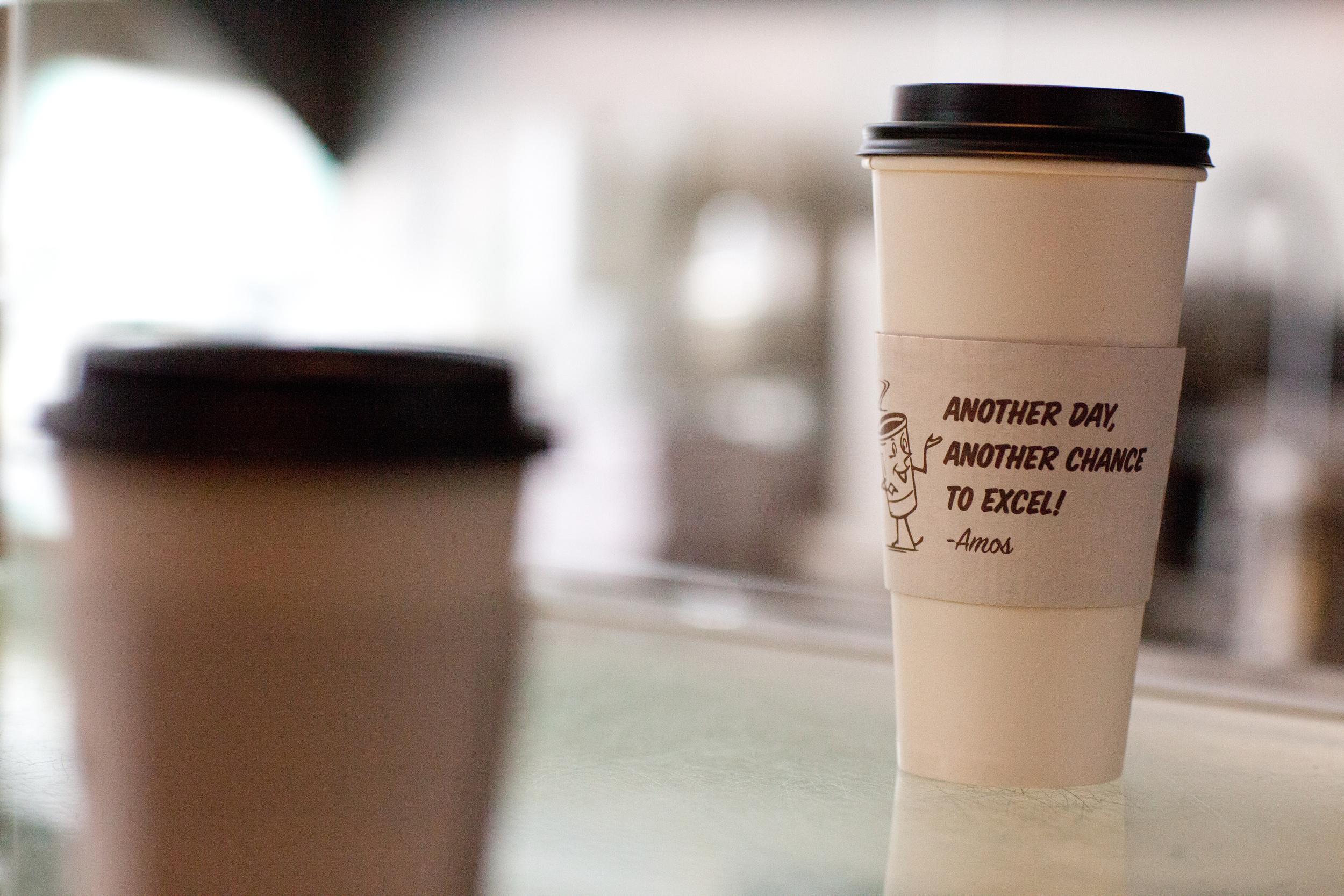 Fwd: 75th Birthday - 404 coffee sleeve