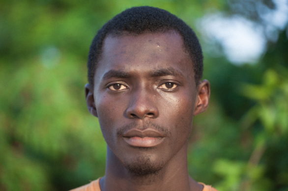 Face of Qatar #085: Obeng Emmanuel, Ghana