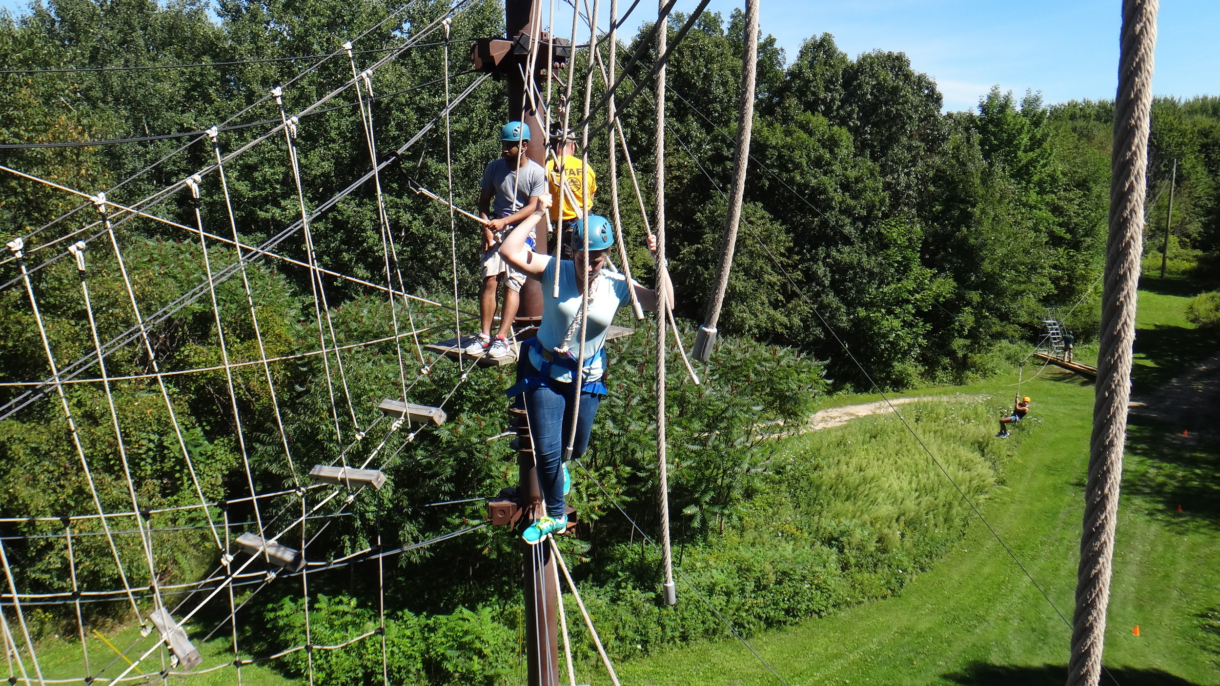 Ropes Course I