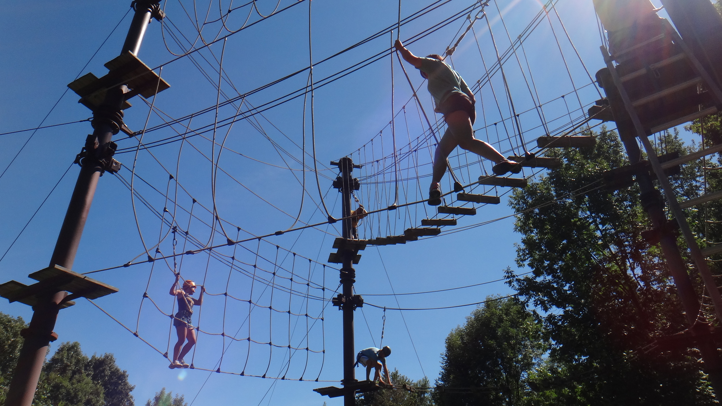 Ropes Course II