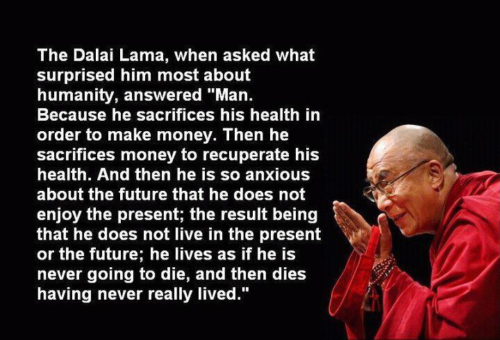 Wegener's Disease Dalai Lama