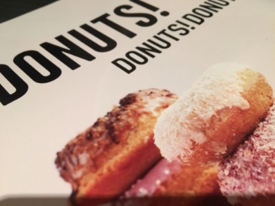 Donuts!!!!! Not the answer....