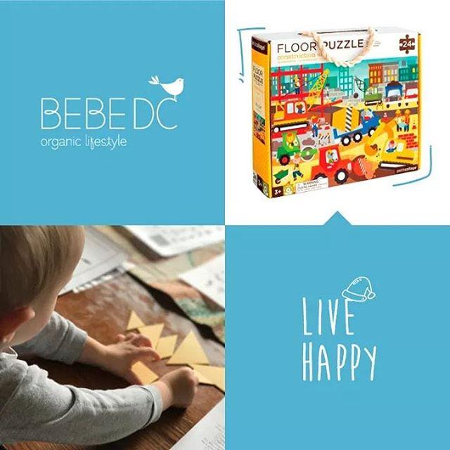 En BEBE DC organic lifestyle aprender es divertido por eso estimula el aprendizaje de tu bebé con nuestro nuevo rompecabezas. ❤️🎄🎉✨ Encuentra el regalo perfecto sólo en: http://www.bebedc.com/productos-del-mes/ . . . . #bebe #lifestyle #liveorganic #livewell #livehappy