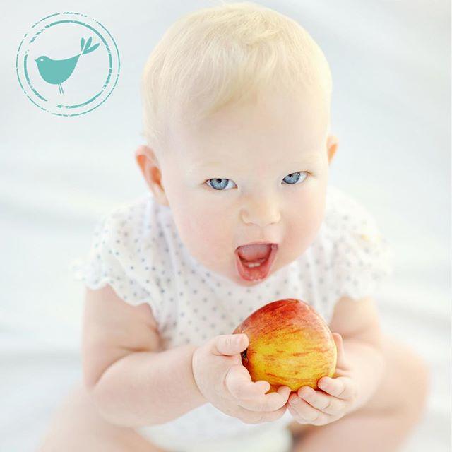 One 🍎 a day keeps the doctor away! Happy earth day🌎!!! Recuerda comer natural y enseñar a tus hijos a cuidar su planeta! #bebedc #earthday