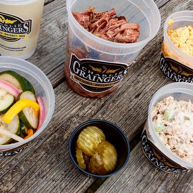 We sell all our delicious foods by the pound! Enjoy at home with family and friends #preparetocrave