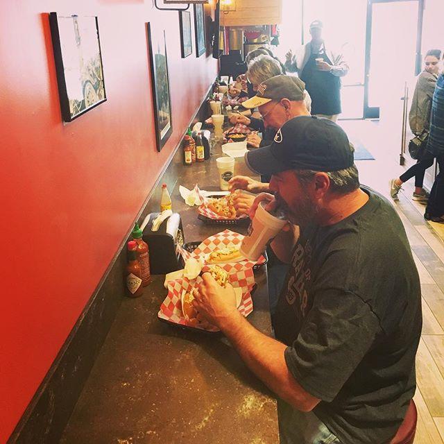 Monday munchies 🌭😋#preparetocrave . . . . . .  #Preparetocrave #CharliesMyDog #hotdogs #brisket #BBQ #CGMB  #Foode #northcarolina #caryfoodie #getinmybelly #wilmington  #insta #yum #barbecue #notyomamaskitchen #thebest #tasty #delicious #instagood  #brisketmafi #bestfoodworld #instagood #tastingtable #foodandwine  #mycrystalcoast #scfoodfinds #buzzfeast #loveatfirstbite