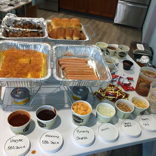 Hosting a party, let Charlie Graingers provide the food #preparetocrave