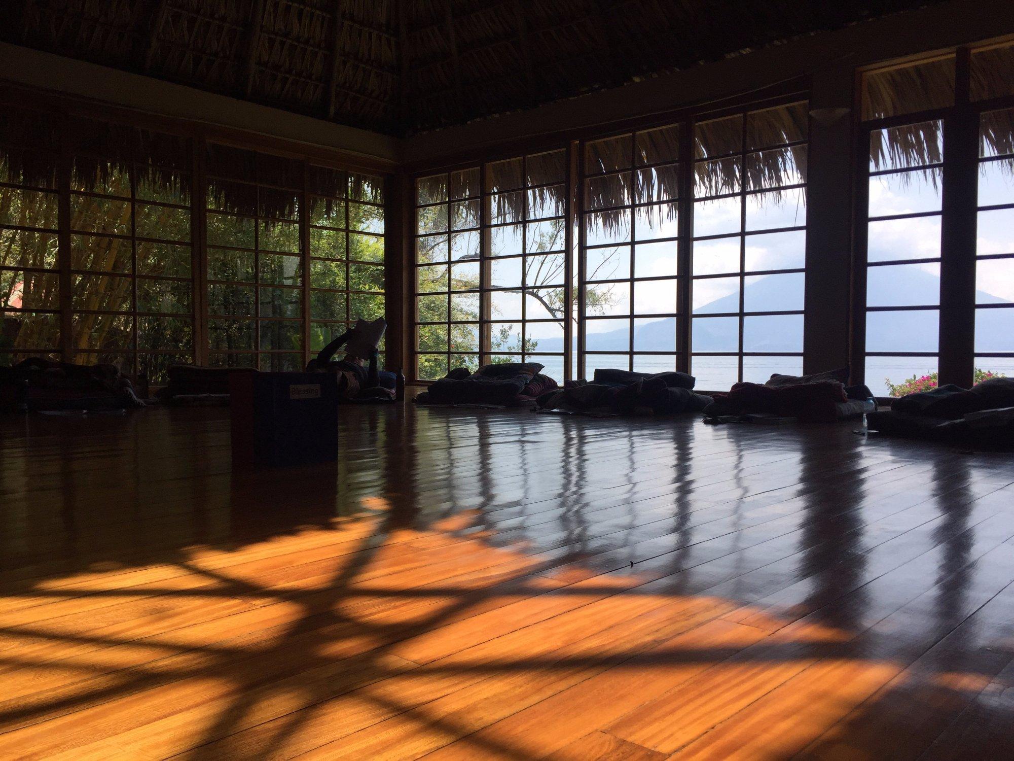 SACRED SPIRIT YOGA & MEDITATION RETREAT - Lago de Atitlan, GuatemalaNovember 3 - 10th, 2018