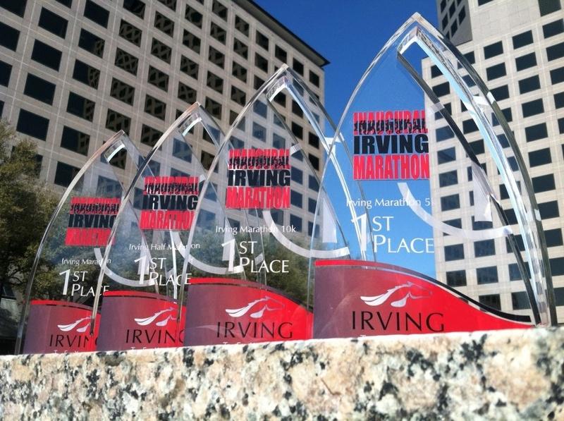 2013 Inaugural GE Irving Marathon