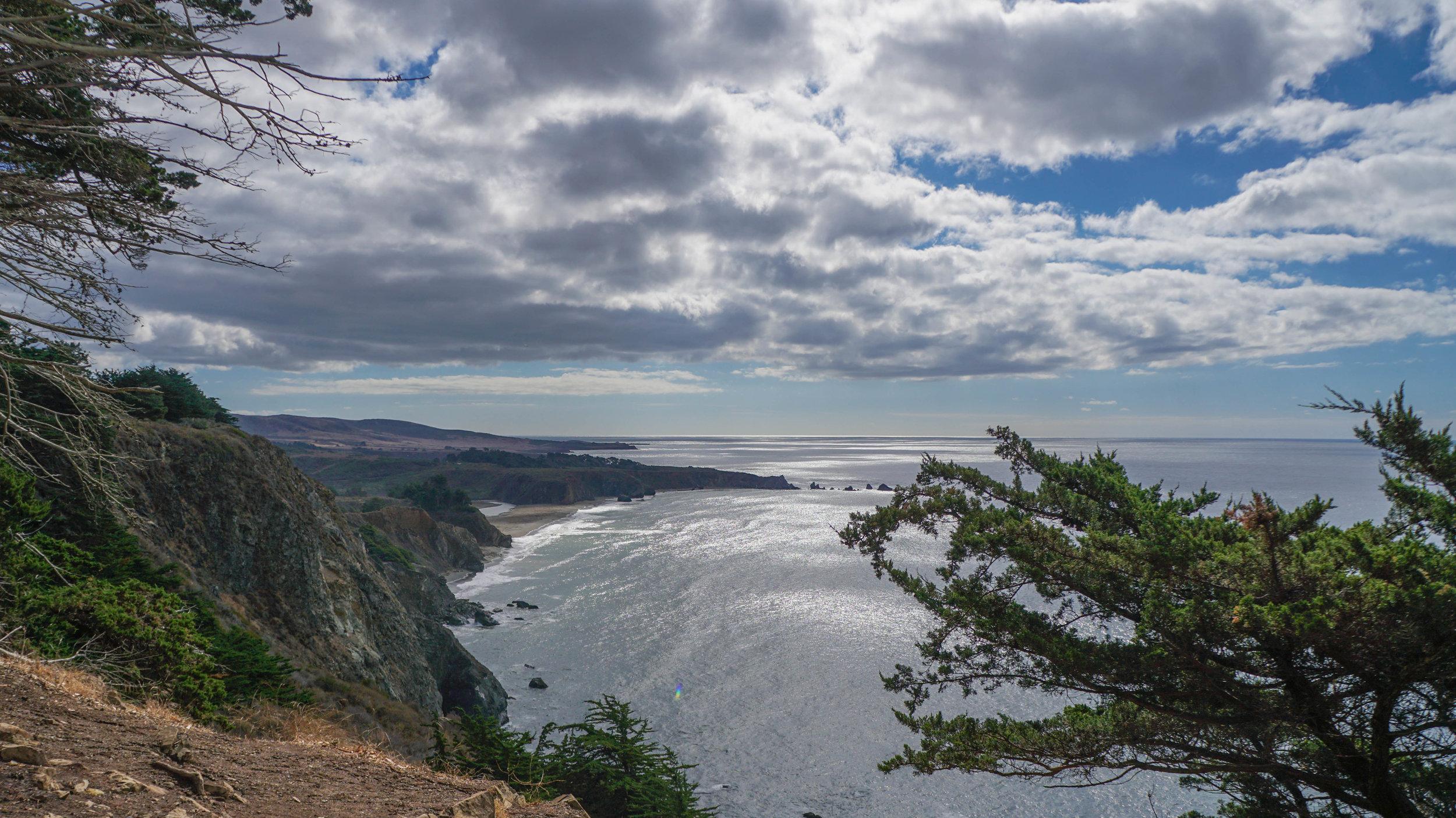 California Central Coast Big Sur 40hoursoffreedom alex sara james