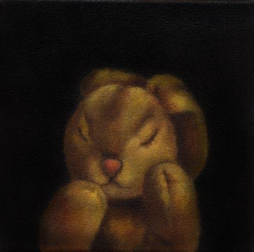 Sleeping Bunny ptg 4