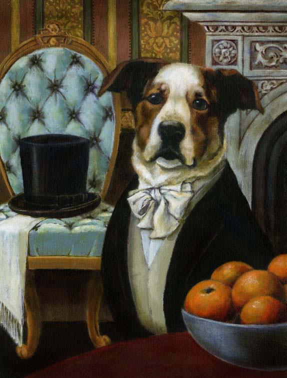 Dog-Dandy-Lisa -Zador