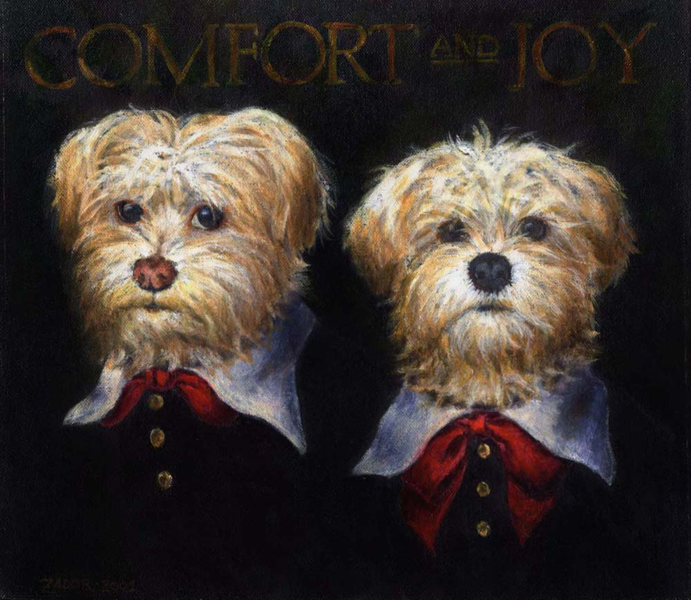 Dog-Portrait-Maltese-Lisa-Zador