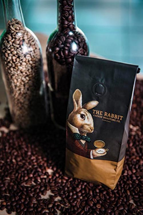 Rabbit-Portrait-Coffee-Label