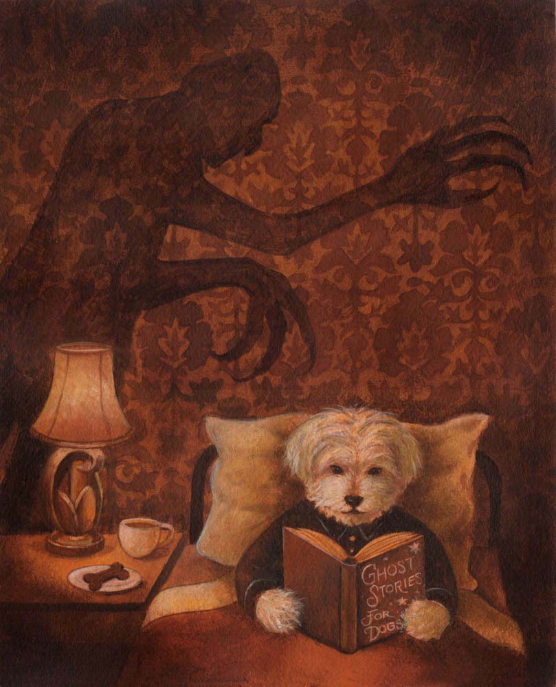Lisa Zador-Ghost Stories for Dogs