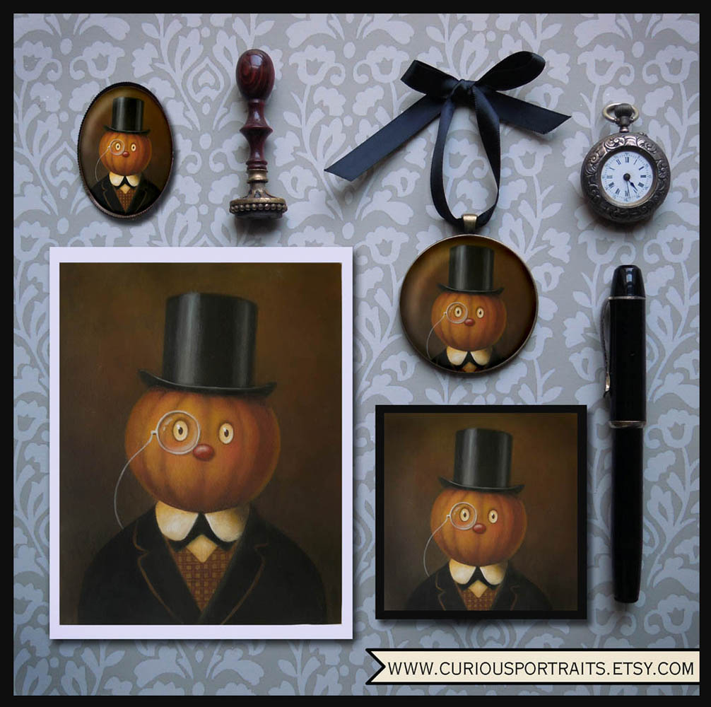 Gentleman-Pumpkin-at-Curious-Portraits