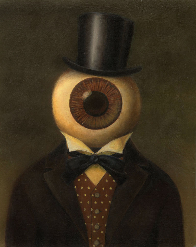 Eyeball-Headed-man-lisa-zador