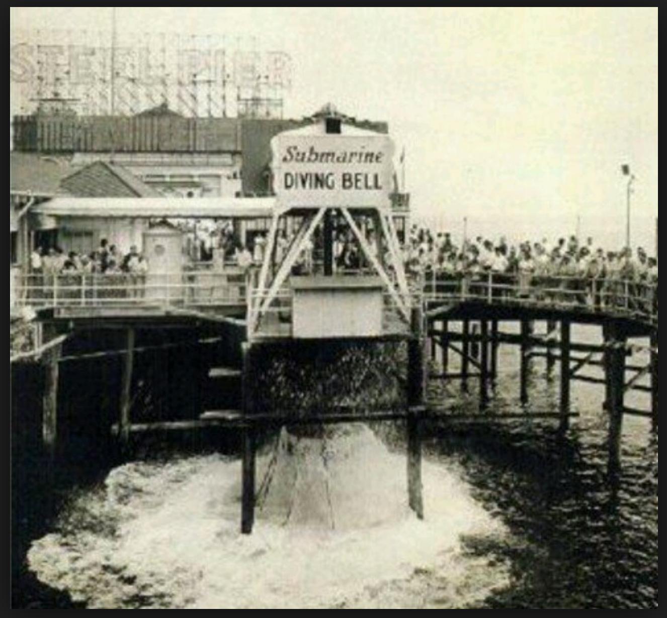 Diving Bell Atlantic City