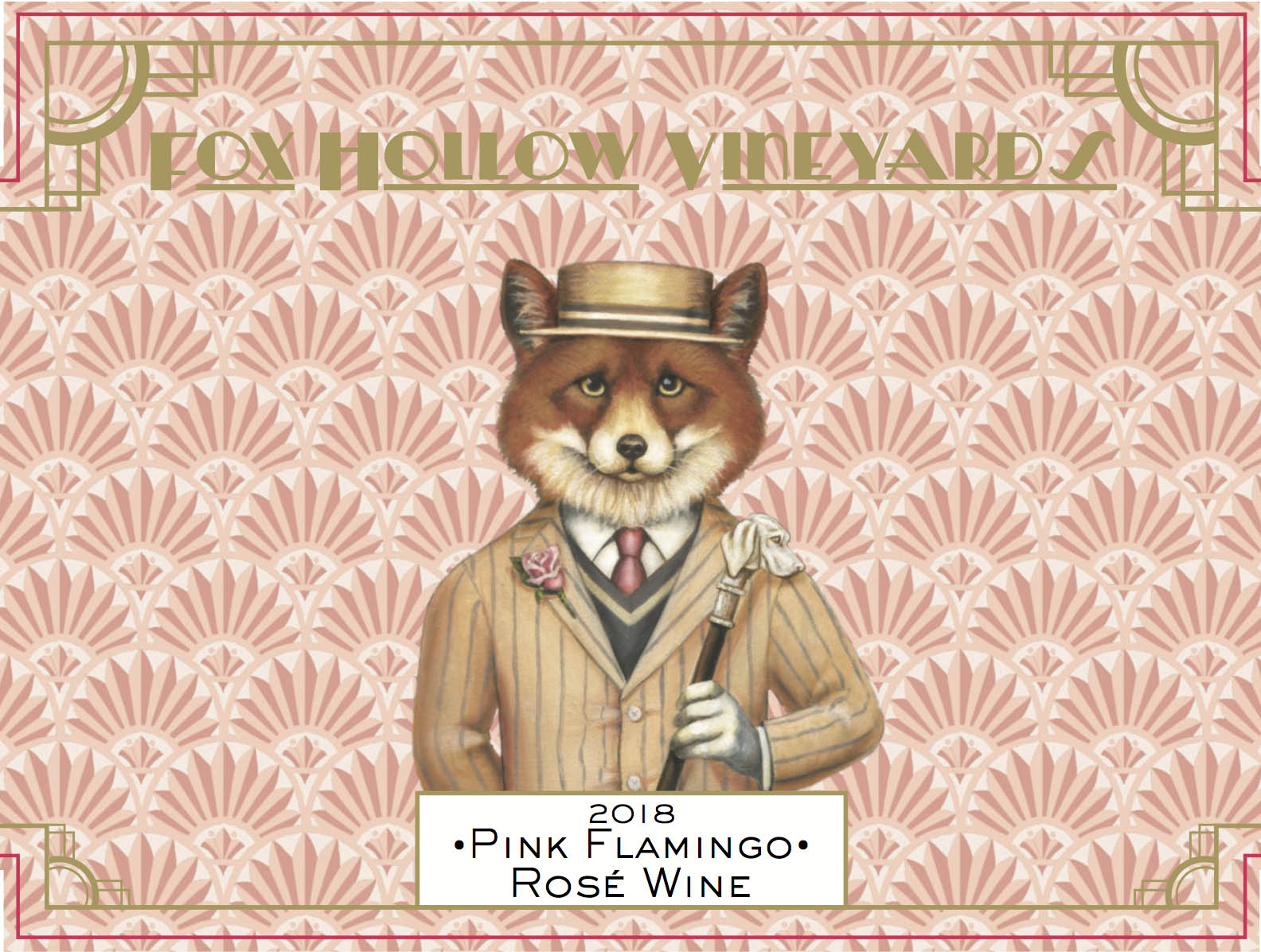 Fox Hollow-Pink Flamingo Label.jpg