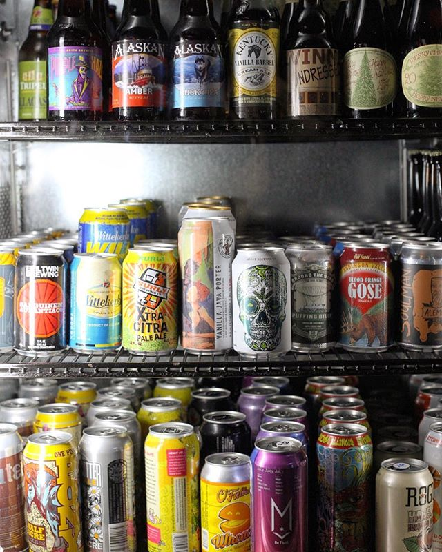 Congrats! You made it halfway through the week! Have a beer. Or 5. Either way we've got over 200 options for you. 👌🏻