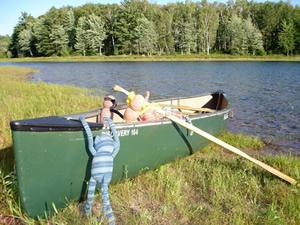 and canoe trips.