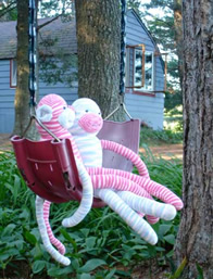 and enjoy a little swing in the evenings.