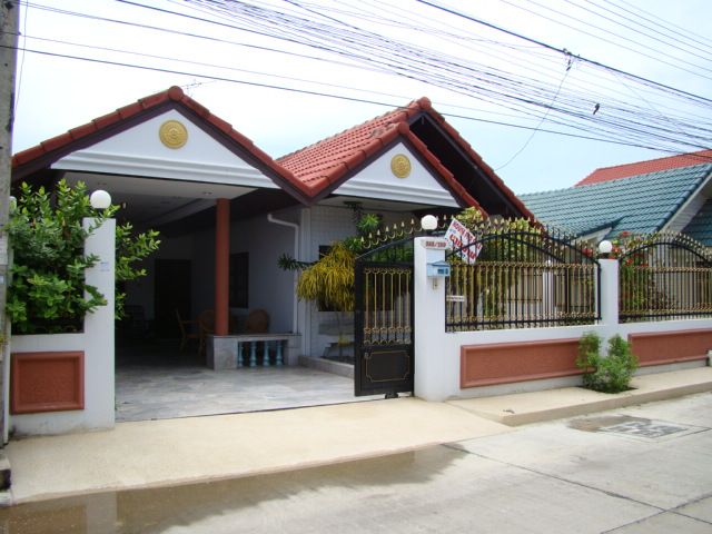 House before renovation