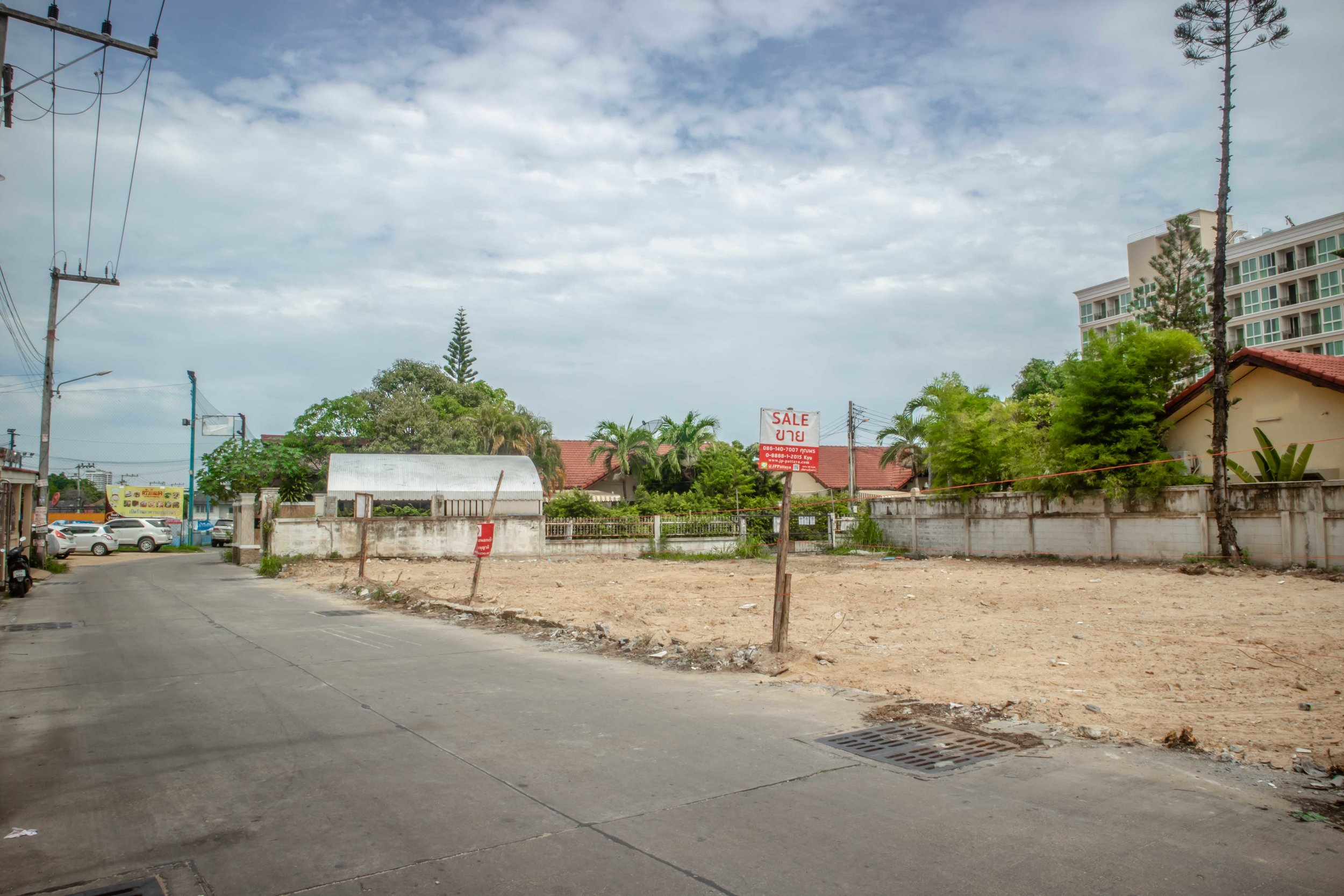 Land for sale - 9 Million Baht 128 Sq.wa., 512 Sq.m.