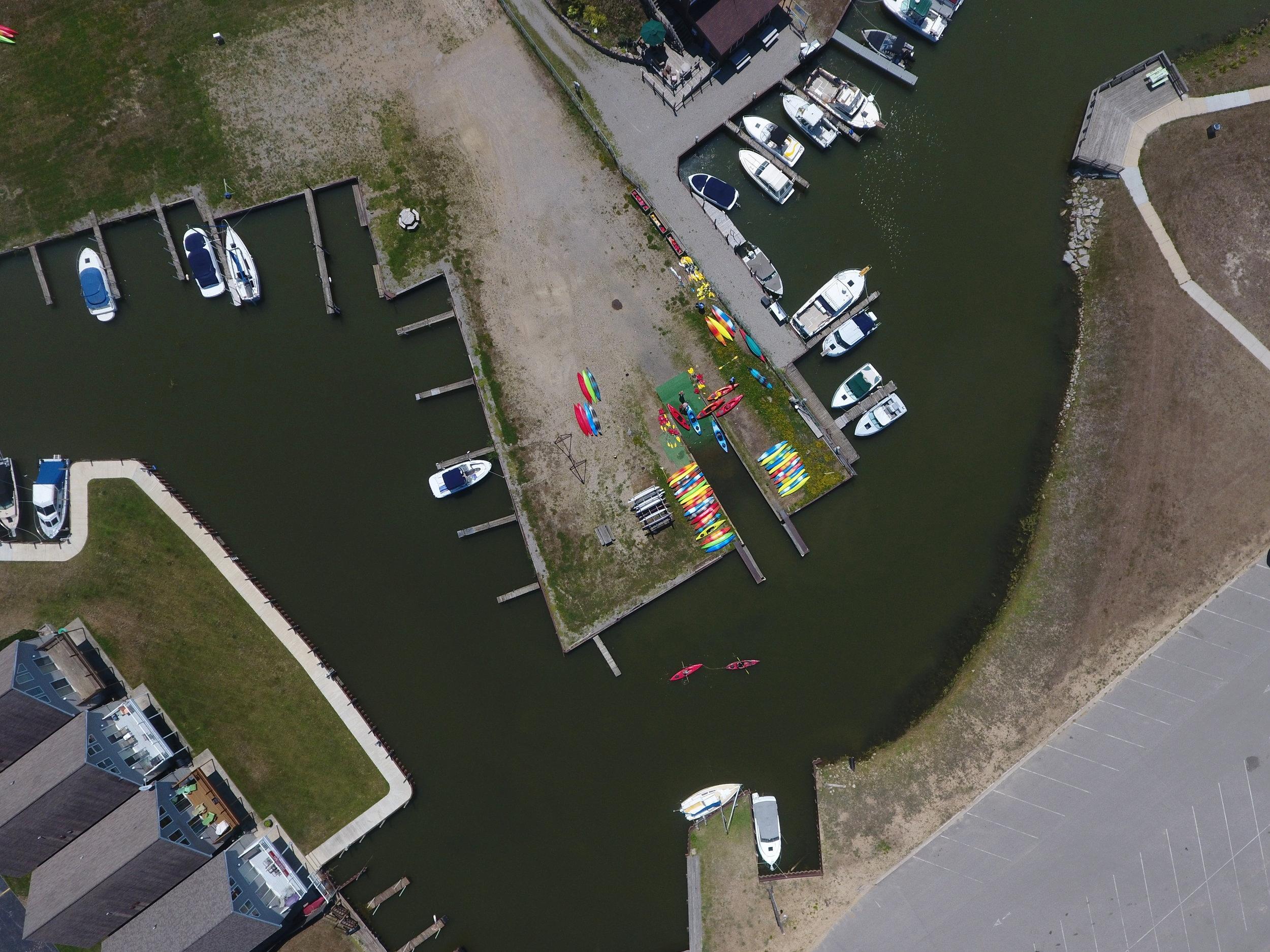 Port Austin Kayak Launch