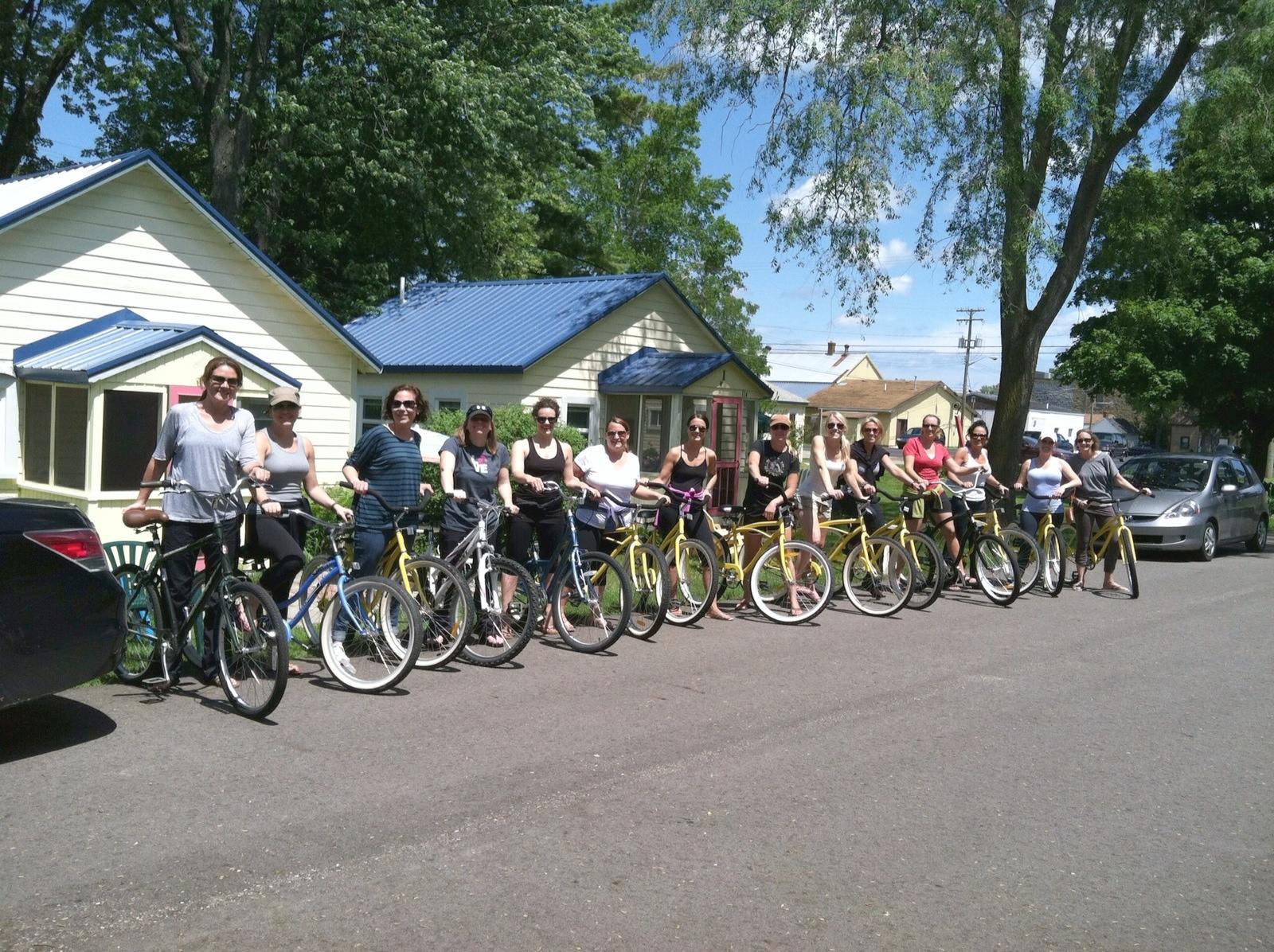 Ladies on Bikes.JPG