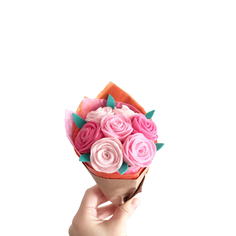 Bouquet / Felt / Spring 2016