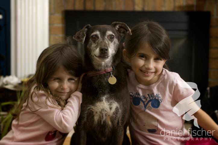 Lucia, Cecilia, and Lexi, November 21