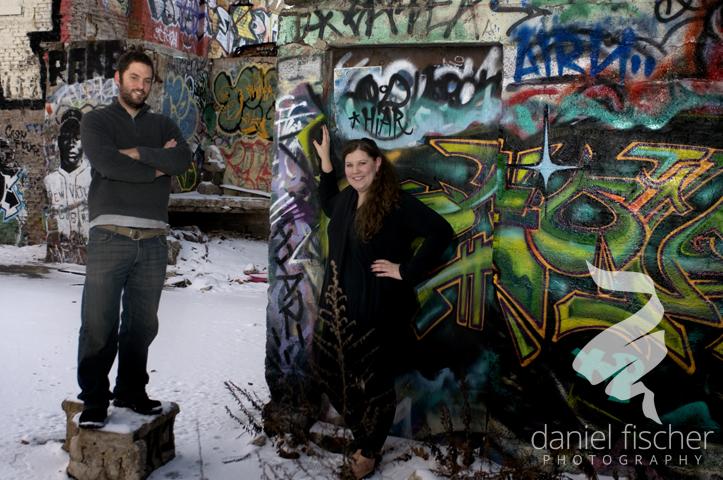Sarah and Justin, November 22