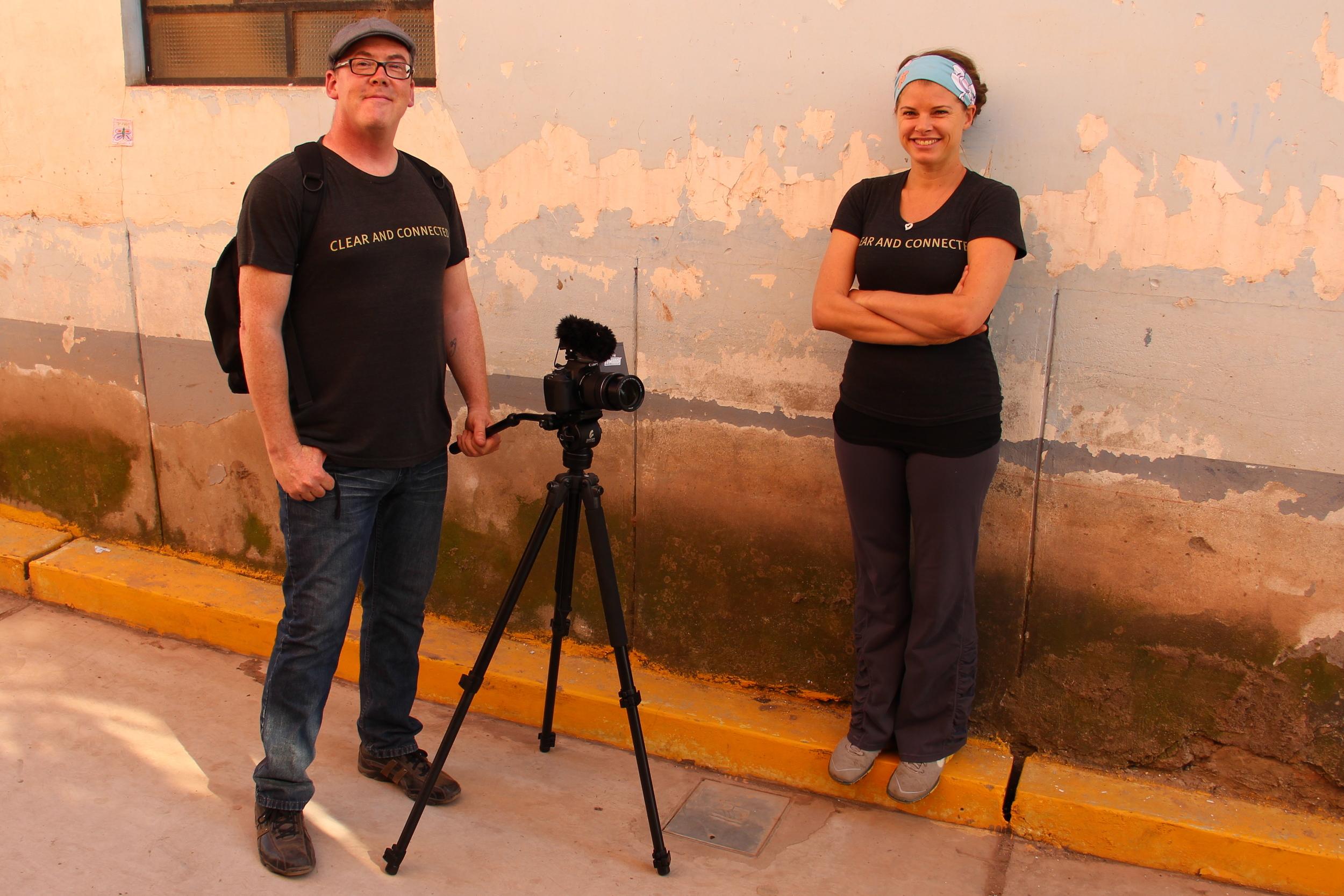 Produced, Directed, & Writtenby  Dr. Rhea Zimmerman Komarek  Director of Photography & Editor, Gregg Marks