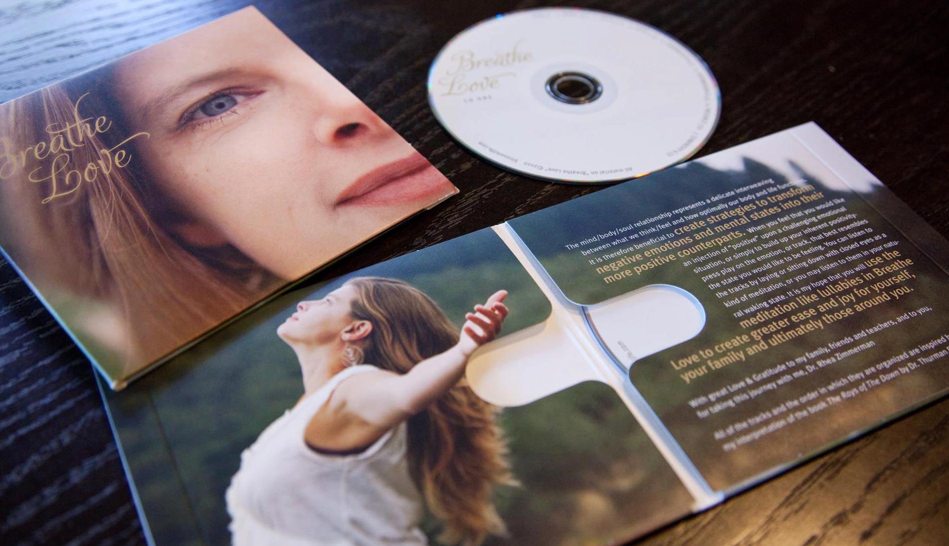 Breathe Love Meditation Audios