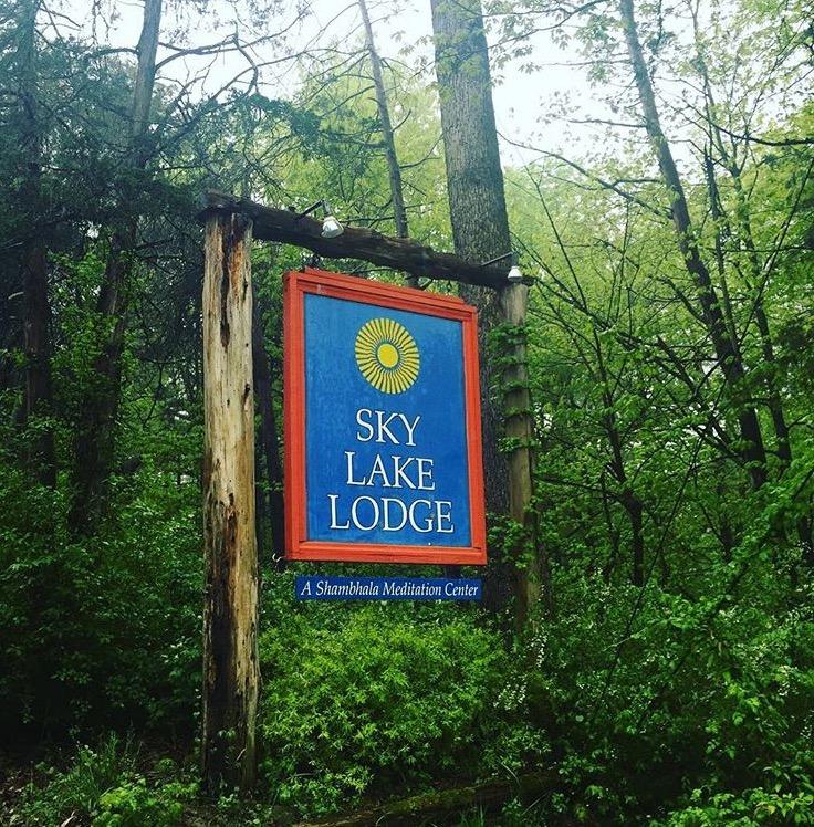 Goodbye beautiful Sky Lake Lodge Shambhala retreat center! Until next time. Find more about their programs at  www.skylake.shambhala.org  or follow their IG @skylakeshambhala.