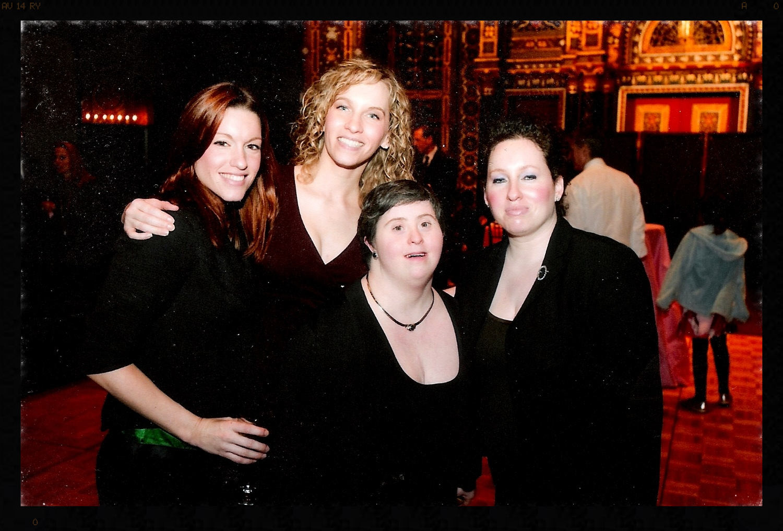 Amanda, Samantha, Gabrielle and Jessica Lukoff