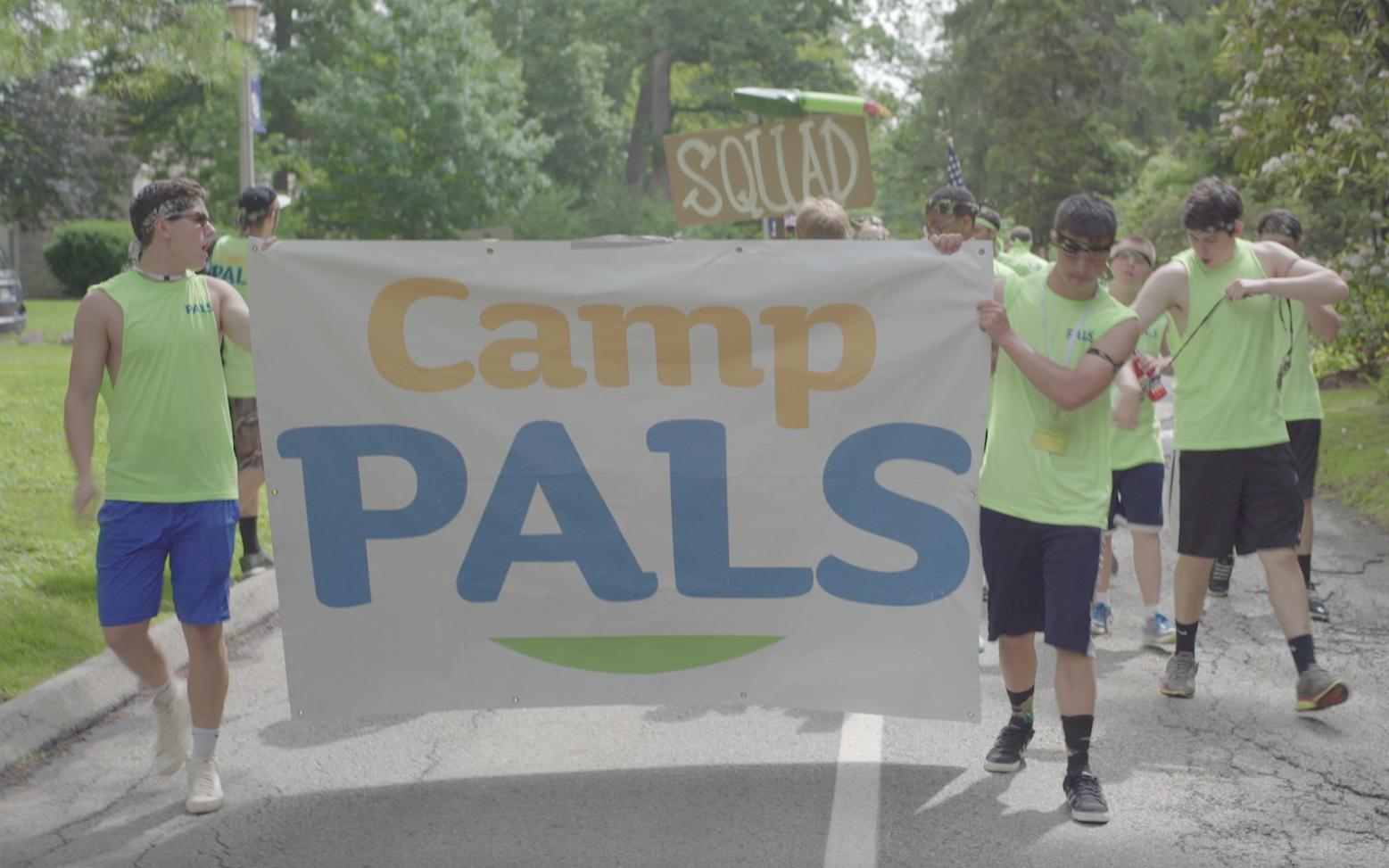Camp PALS