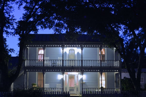 The Dalton House
