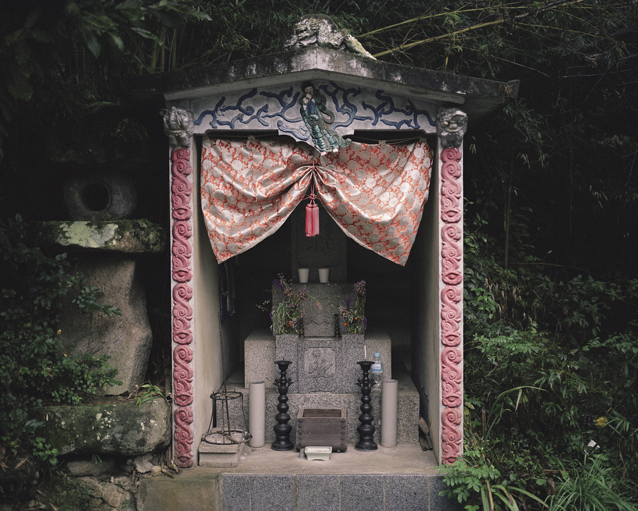 The Jizō Bosatsu of the Shikoku pilgrim's trail